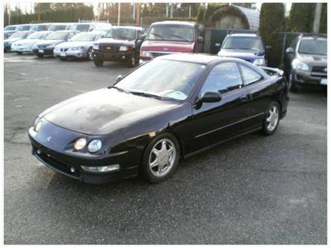 acura integra se 1996 acura integra se 2 door hatchback surrey incl