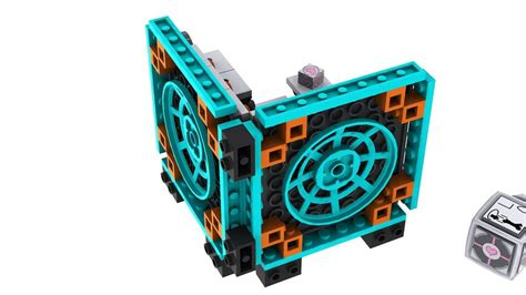 lego glados tutorial portal lego concept could become an official product