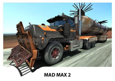 Topi Trucker Mad Max 1 mad max 2 mack truck by waynedowsent apocalypse mack trucks and mad