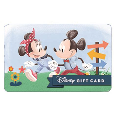 Disneyland Gift Card Balance - your wdw store disney collectible gift card adventures