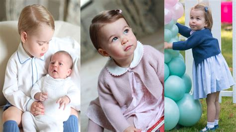 princess charlotte new photo marks princess charlotte s second birthday