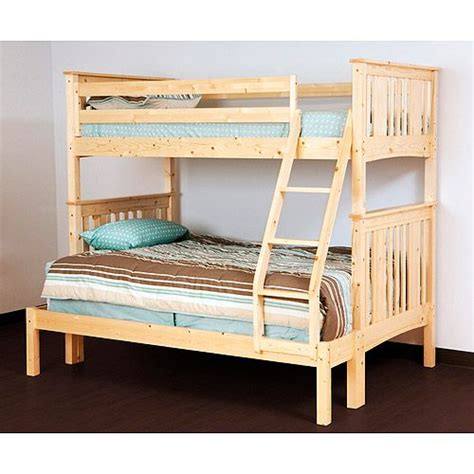 Bunk Bed Guard Rail Canwood Base C Bunk Bed With Ladder And Guard Rail