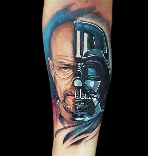darth vader thigh tattoo geeky tattoos star wars darth vader tattoo 23 nerd geek feelings