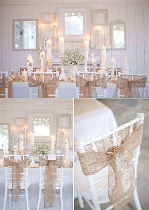 deco mariage  idees pour decorer vos chaises save  deco