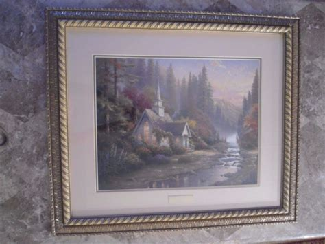 home interiors thomas kinkade prints thomas kinkade home interior shop collectibles online daily
