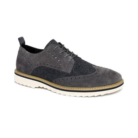 kenneth cole reaction shoes for kenneth cole reaction fever pitch wingtip laceup shoes in