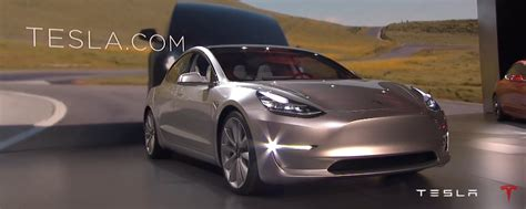 Tesla Way It Is Want Your Tesla Model 3 With A Front Grille Suggests