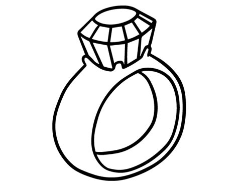 Ring Coloring Pages Pictures To Pin On Pinterest Pinsdaddy Ring Coloring Pages