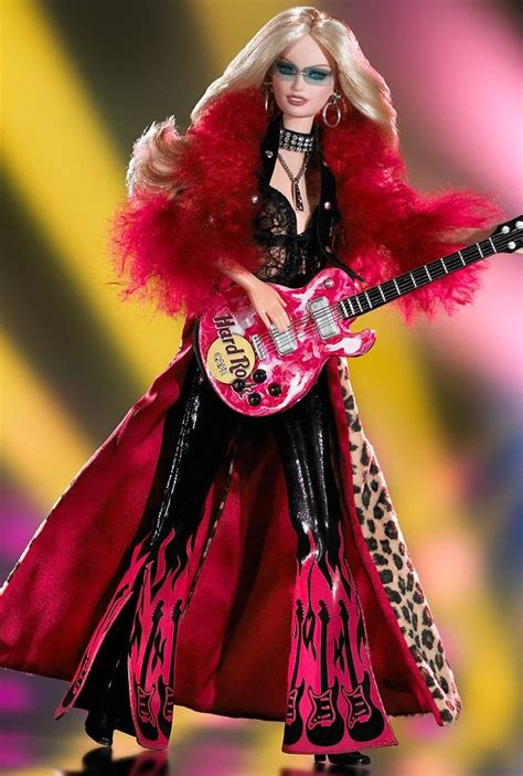 Dress Hrc 77 rock cafe 174 174 doll collector edition release