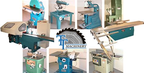 Plans To Build Used Woodworking Machines Sale Pdf Plans