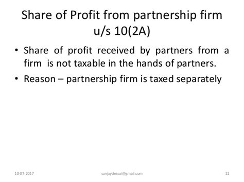 section 10 of income tax act 1961 income exempted under section 10 of income tax act 1961