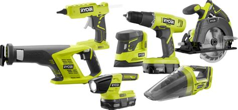 Ryobi 18v One Lithium Ion Cordless Drill Driver And