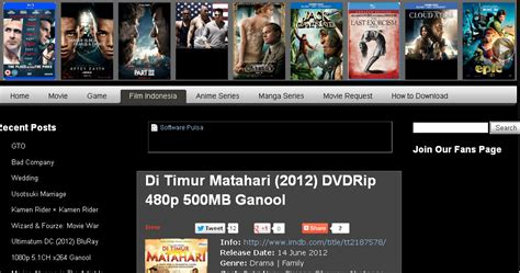 download film animasi frozen ganool bima s blog cara download film di ganool com