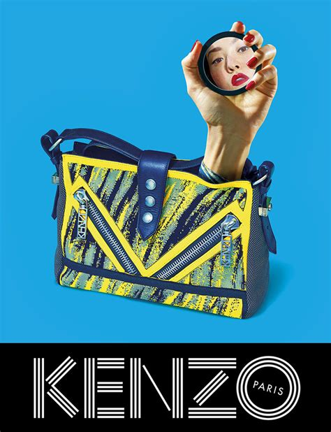 handbags a story legendary designs from azzedine alaã a to yves laurent books kenzo summer 2014 by pierpaolo
