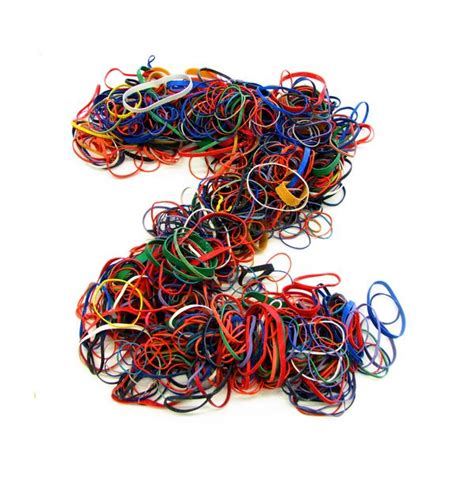 single letter rubber sts 1000 images about rubber bands on