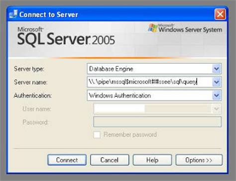 sql express query tutorial sql tutorials connect to sql server 2005 express for