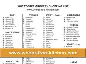 related keywords suggestions for wheatfree