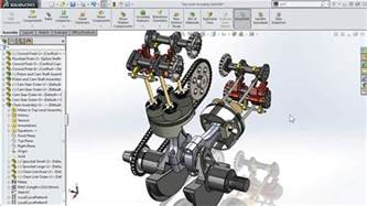 Interior Design Online Courses Free modeling a motorcycle engine with solidworks