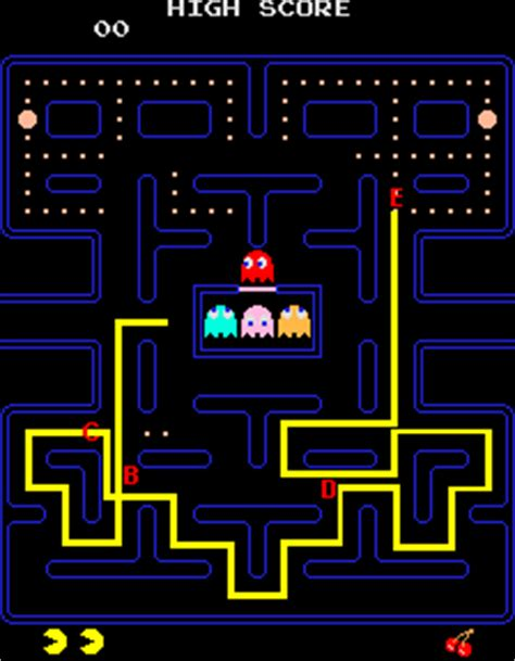 pacman pattern video mameworld the biggest mame resource on the net