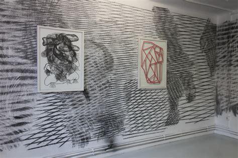 moire pattern artist moir 201 christian schwarzwald s installative drawings