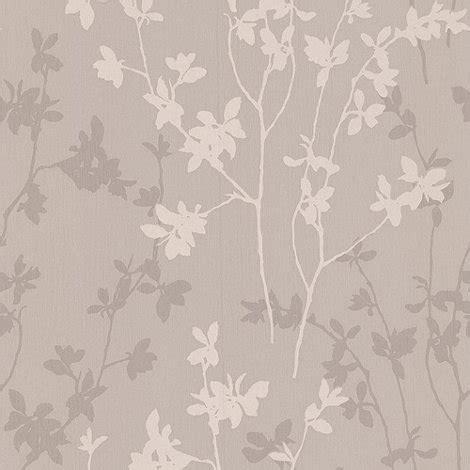 superfresco taupe nature wallpaper debenhams