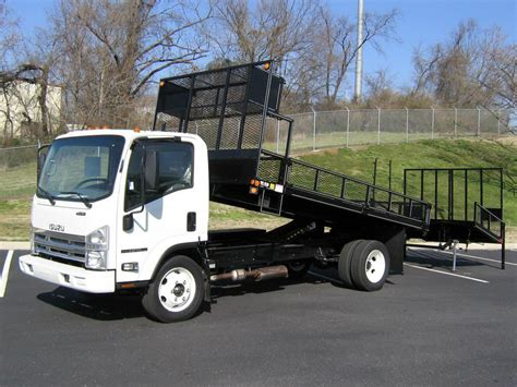used landscape trucks for sale at equip enterprises llc