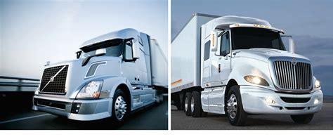 volvo navistar announce    skip  mid america trucking show