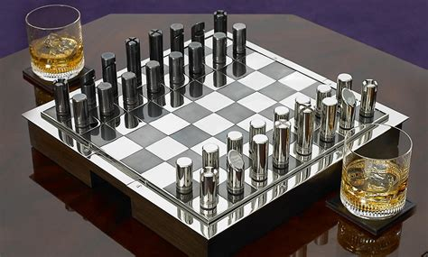 Chess Sets by 30 Unique Home Chess Sets