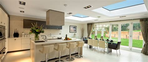 French Style Kitchen Designs by Global Skylights Skylights Rooflights Amp Roof Windows