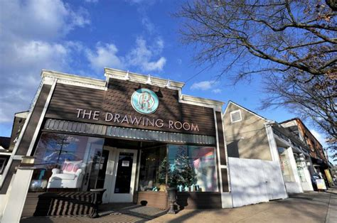 The Drawing Room Cos Cob by Greenwich Fabric Store Transitions Into Boutique By Family