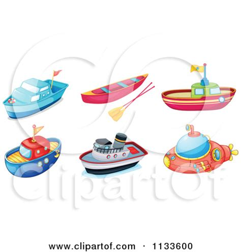 toy boats cartoon toy boat clipart clipart kid