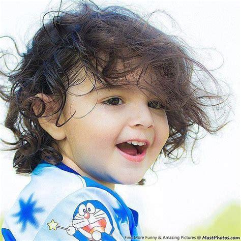 sweet child in blue dress