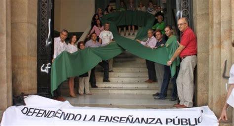 huelga general ense 209 anza jueves 24 octubre plataforma la comunidad educativa prepara la huelga general contra la