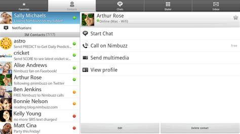 chat apps for android nimbuzz free calls chat android app review nimbuzz free calls chat for android