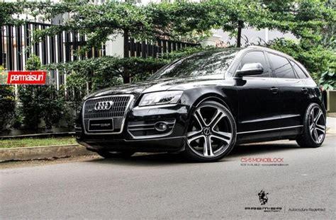 Audi Q8 Tieferlegen by Audi Q5 Auf 20 Zoll Premier Edition Cs 5 Alufelgen By