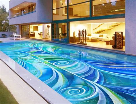 designer pools 10 nautical mosaic designs for the summer of 2015