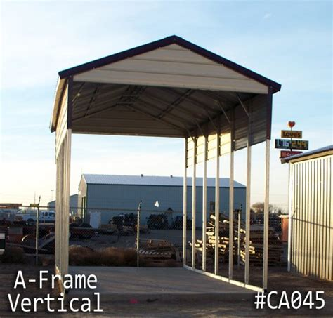 Coast To Coast Car Ports by A Frame Carports For Sale Custom Vertical