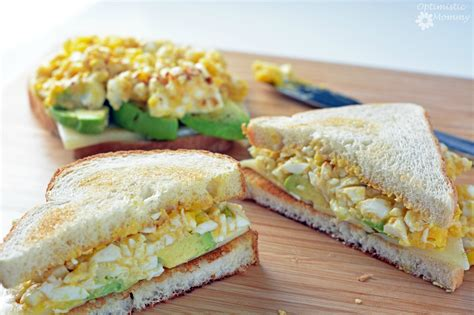 best egg salad sandwich recipe optimistic mommy