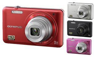 Kamera Olympus Vg 130 olympus vg 130 digitalkamera 3 zoll rot de kamera