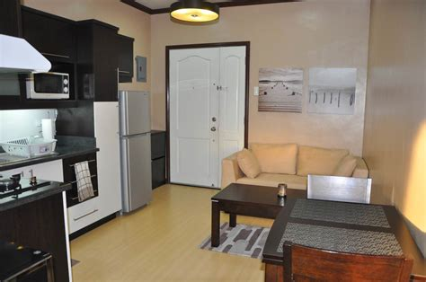 Decorating Ideas For One Bedroom Condo Palaciego Uno Fully Furnished 1 Bedroom Condo Unit For