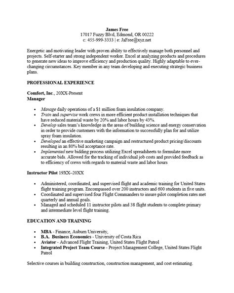 Reverse Chronological Resume Example by Resume Example Reverse Chronological Resume Ixiplay Free