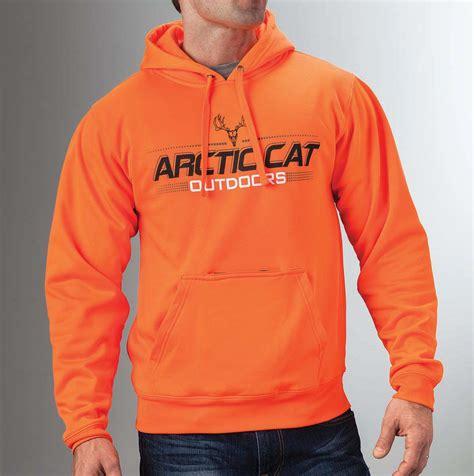 Hoodie Arctic Cat arctic cat inc arctic cat koozie hoodie small arctic
