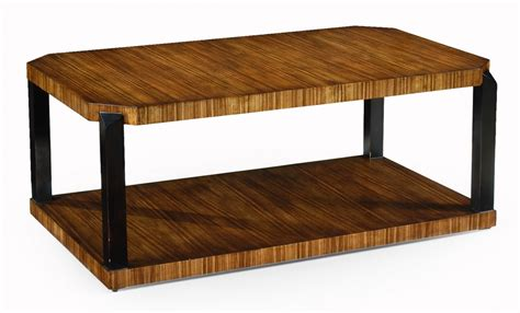 zebrano wood coffee table images