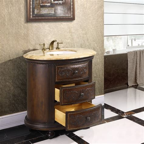 decorative bathroom vanity cabinets decorative vanity cabinet crestwood 36 inch marble top