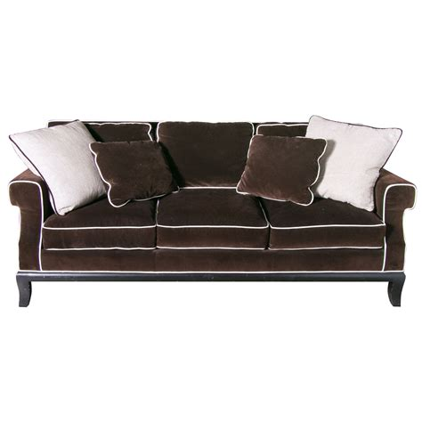 brown velvet sofa chocolate brown velvet sofa 39 best velvet sofa images on
