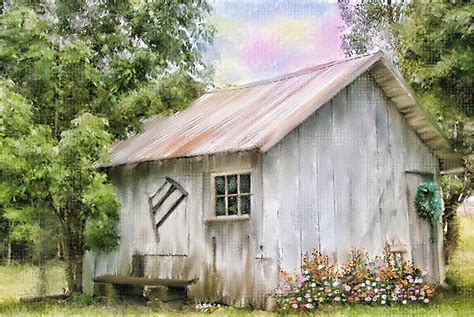 The Flower Shed by The Flower Shed Photograph By Timman