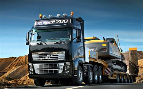 volvo hd trucks 60 absolutely stunning truck wallpapers in hd