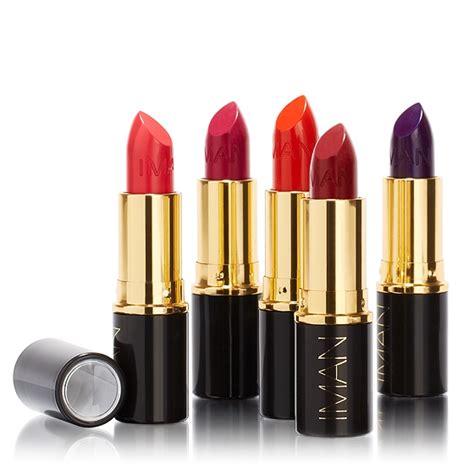 Lipstik Luxury iman cosmetics response iman luxury moisturizing lipstick pakswholesale