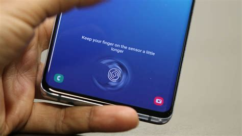 Samsung Galaxy S10 Fingerprint by Samsung S Galaxy S10 Is A Bit Handicapped When It Comes To Unlock Technology News Firstpost