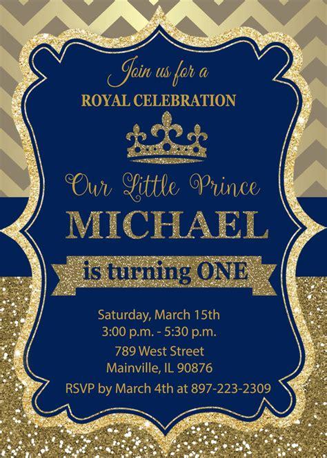 king birthday card template prince birthday invitation birthday royal any